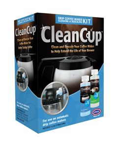 Clean Cup Kit for Drip Coffee Maker